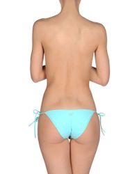 Blumarine - Blue Swim Brief - Lyst