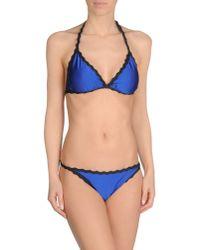Jean Paul Gaultier | Blue Bikini | Lyst