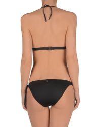 Brigitte Bardot - Black Bikini - Lyst