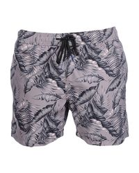 Rrd | Gray Swim Trunks for Men | Lyst