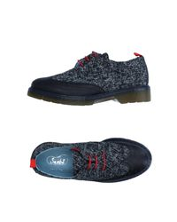 Snobs - Gray Lace-up Shoe - Lyst