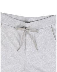 DIESEL - Gray Sleepwear - Lyst