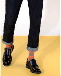 Gallo - Black Short Socks - Lyst
