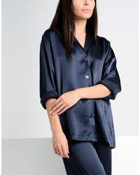 La Perla - Blue Sleepwear - Lyst
