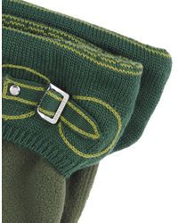 HUNTER - Green Short Socks for Men - Lyst