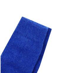 Drumohr - Blue Socks - Lyst