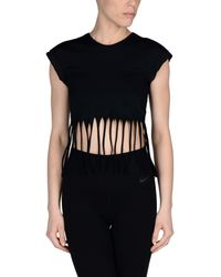 Beth Richards - Black T-shirt - Lyst