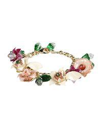 Dolce & Gabbana | Green Bracelet | Lyst
