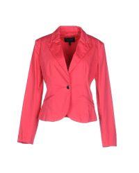Armani Jeans | Pink Blazer | Lyst