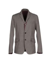 Dolce & Gabbana | Gray Blazer for Men | Lyst