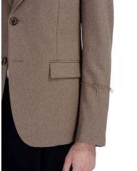 Maison Margiela - Natural Blazer for Men - Lyst