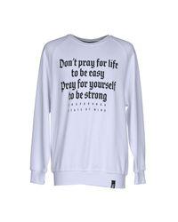 5TATE OF MIND - White Sweatshirt for Men - Lyst