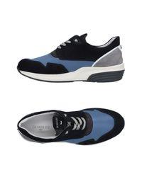Alberto Guardiani Blue Low-tops & Sneakers for men