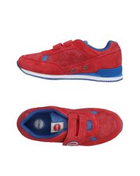 Colmar - Red Low-tops & Sneakers for Men - Lyst