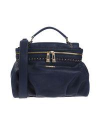 Twin Set - Blue Handbag - Lyst