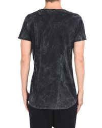 Pierre Darre' - Black T-shirt for Men - Lyst