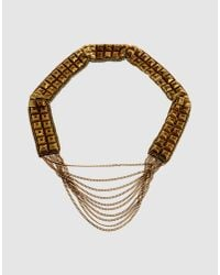 Fiona Paxton | Metallic Necklace | Lyst