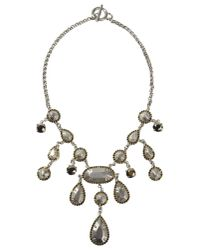 Ermanno Scervino - Metallic Necklace - Lyst