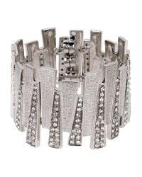 Ca&Lou - Metallic Bracelet - Lyst