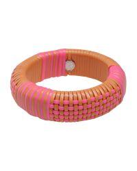Marc By Marc Jacobs - Pink Bracelet - Lyst