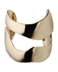 Ferragamo - Metallic Bracelet - Lyst