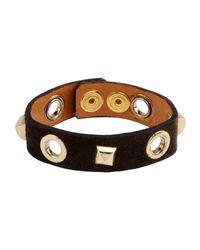 Almala - Brown Bracelet - Lyst