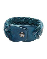 HTC - Blue Bracelet - Lyst