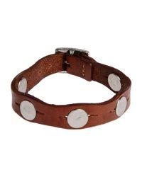 Orciani - Brown Bracelet - Lyst