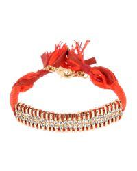 Shashi | Red Bracelet | Lyst