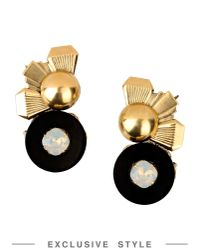 Vicki Sarge - Metallic Earrings - Lyst
