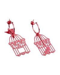Loroetu - Pink Earrings - Lyst