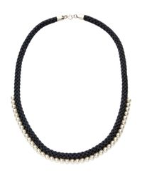 Ligia Dias - Black Necklace - Lyst
