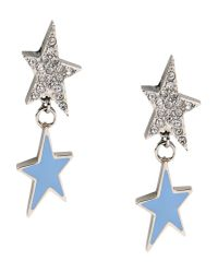 Thierry Mugler | Metallic Earrings | Lyst