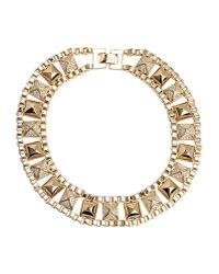 Juicy Couture - Metallic Necklace - Lyst