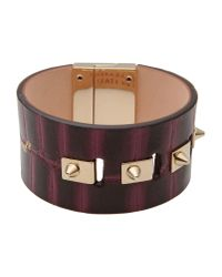DSquared² | Purple Bracelet | Lyst