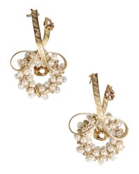 DSquared² | Metallic Earrings | Lyst