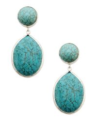 First People First | Blue Earrings | Lyst
