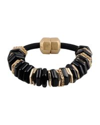 Marc By Marc Jacobs | Black Bracelet | Lyst