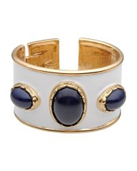 Kenneth Jay Lane - Metallic Bracelet - Lyst