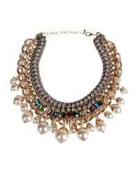 Night Market - Natural Necklace - Lyst