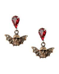 Stefania Di Pardo | Red Earrings | Lyst