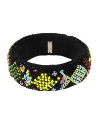 Isabel Marant | Black 'marcielo' Sequin Bangle | Lyst