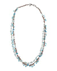 Rosantica | Blue Necklace | Lyst