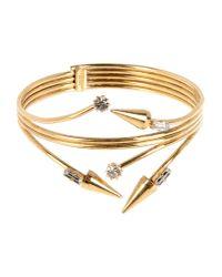 Vickisarge - Metallic Bracelet - Lyst