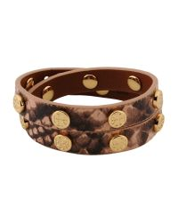 Tory Burch | Natural Bracelet | Lyst