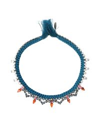 Joomi Lim | Blue Necklace | Lyst