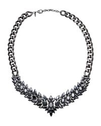 Iosselliani | Black Necklace | Lyst