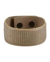 HTC | Gray Bracelet | Lyst