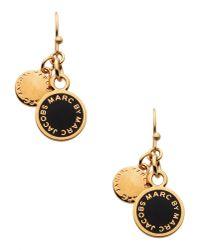 Marc By Marc Jacobs - Black Earrings - Lyst