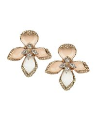 Roberto Cavalli - Natural Earrings - Lyst